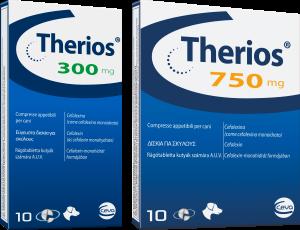 Therios 300mg 750 mg